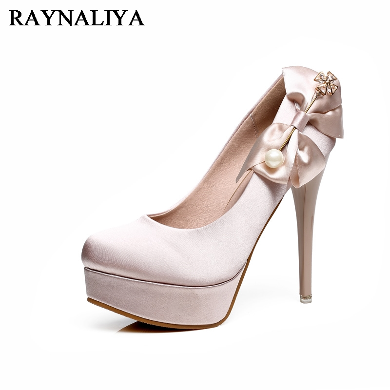 11cm Size 34-39 Round Toe Women Banquet Pumps Lady Wedding Party Shoes Girl Casual Dancing Dress High Heels CH-B0025 2017 shoes women med heels tassel slip on women pumps solid round toe high quality loafers preppy style lady casual shoes 17