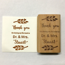 Buy thank you for sharing our first meal stamp and get free shipping