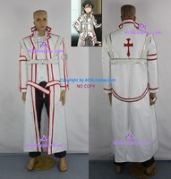 Sword Art Online Kazuto Kirigaya Kirito Knights of the Blood cosplay costume
