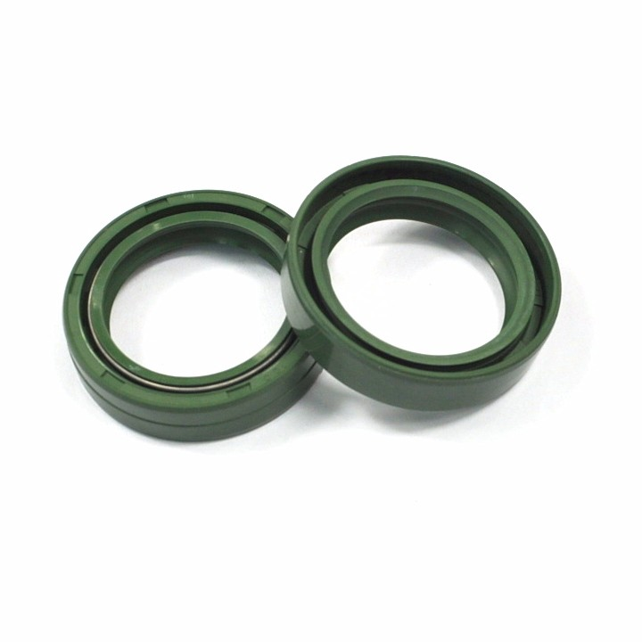 LOPOR Motorcycle Front Shock Oil Seal For Honda CB250F