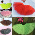 Baby Girls Clothes Toddler Kids Child Tutu Ballet Skirts Tutus Dance Costume Party Short Skirt