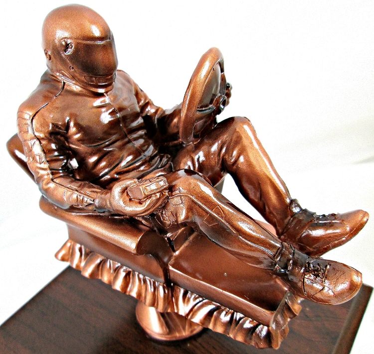 Fantasy Football Armchair Quarterback Perpetual Trophy-in ...