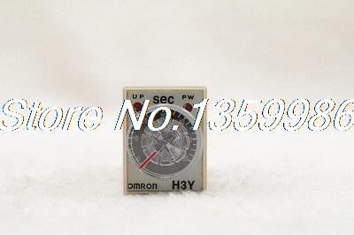 цена на 10pcs time timer relay 8pin H3Y-2 H3Y DC12V 5A 0.1-1.0Seconds 1S