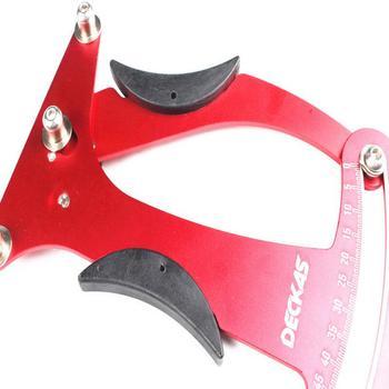 Deckas Bike Indicator Attrezi Meter Tensiometer Bicycle Spoke Tension Wheel Builders Tool Bicycle Spoke Repair Tool 10
