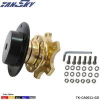 Tansky NEW Steering Wheel Quick Release Golden TK CA0011