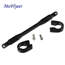 MoFlyeer New Style Quick Release Universal Motorcycle Handlebar Strengthen Rod Motorbike Handle Cross-bars Balancing Pole