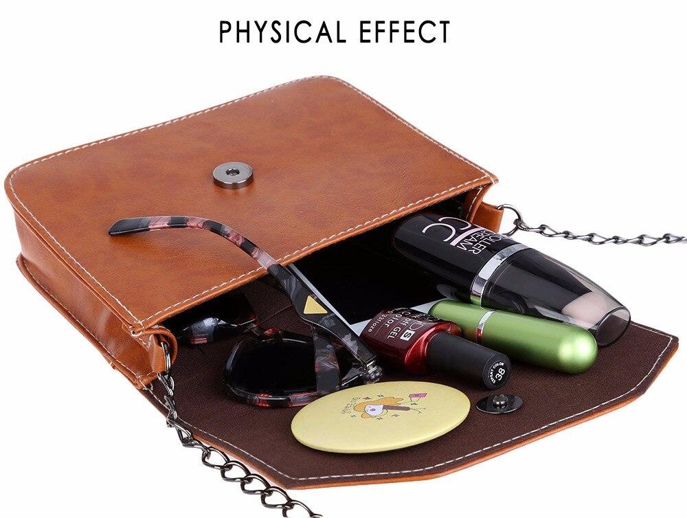 bolsa do homensageiro pequeno bolsa Tipo de Bolsa : Bolsas Mensageiro
