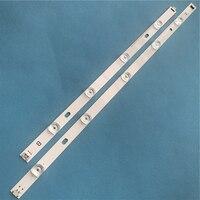 """עבור lg innotek ד רצועת תאורה אחורית LED עבור LG 47"""" טלוויזיה אינץ 9 מנורה INNOTEK ד.ר.ת 3.0 LG47lb5610 6916L 1715A 1716A LG47LY340C LG47GB651C 2 חתיכות / הרבה (4)"""