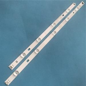 "Image 4 - LED Backlight strip For LG 47"" inch TV 9 Lamp innotek DRT 3.0 LG47lb5610 6916L 1715A 1716A LG47LY340C LG47GB651C 2 pieces / lot"