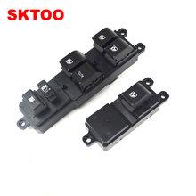 Sktoo для 12 14 changan cs35 стеклянный переключатель лифта