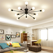 Modern LED Pendant LightChandeliers Industrial Livingroom Dining room Bedroom Chandelier Fixture Lights Simple Nordic Led Lamp