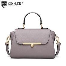 New shoulder bag! ZOOLER women leather bag top handle cowhide shoulder bags famous brand handbag 2016 bolsa feminina #2663