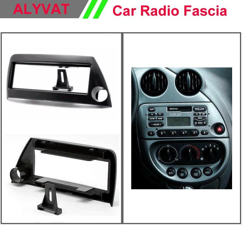 Free Shipping Car Auto CD DVD Radio installation dash mount kit stereo install for FORD Ka
