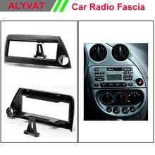 Бесплатная Доставка Авто CD DVD Радио установка даш комплект для монтажа стерео установите для FORD Ka 1996-2008 (левый Руль) 1-DIN
