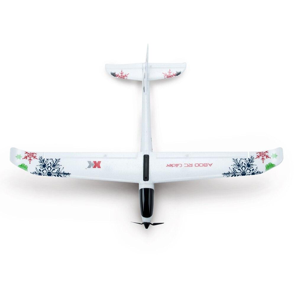 Fernbedienung 3D/6G Modus 2,4 GHz Fly Flügel Kinder Segelflugzeug DIY 780mm Spannweite Weiß Pädagogisches RTF schaum Außen Aircraft Spielzeug A800-in RC-Flugzeuge aus Spielzeug und Hobbys bei  Gruppe 1