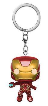 Фигурки брелок Marvel Мстители Бесконечная война 1