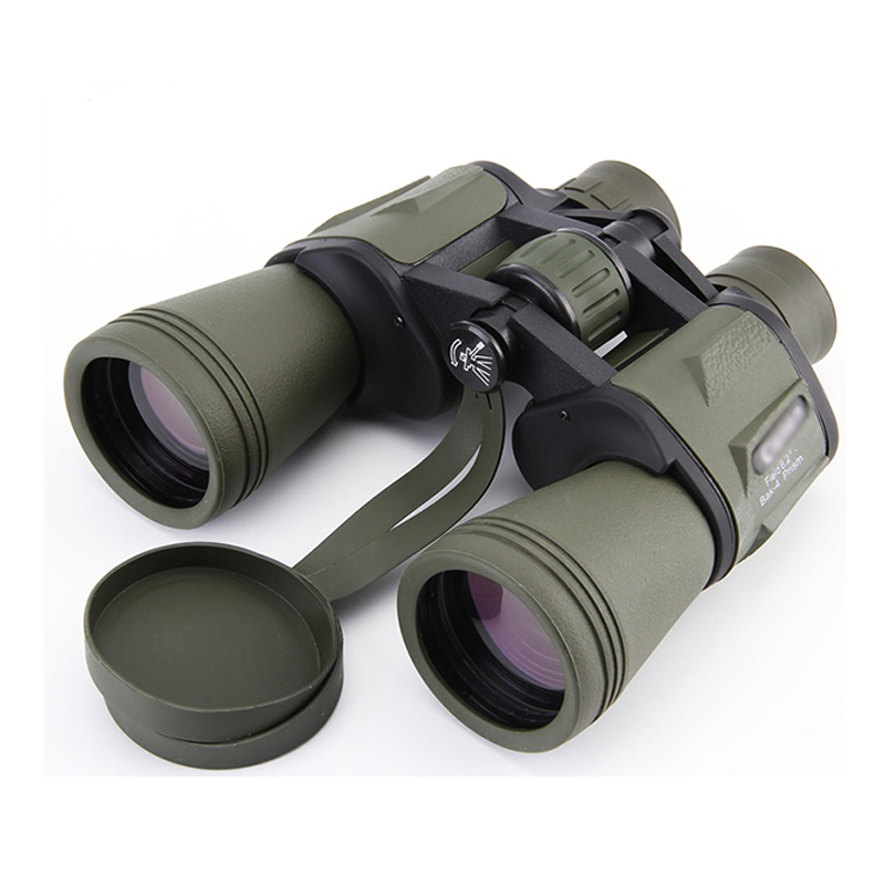 20*50 high magnification long range zoom hunting telescope wide angle professional binoculars high definition 5