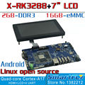 RK3288 Quad Core ARM Cortex-A17 Развития Борту 2 ГБ DDR3 16 Г eMMC HDMI2.0 4 К 2.4 Г/5 GVWifi Firefly android linux демо-плате