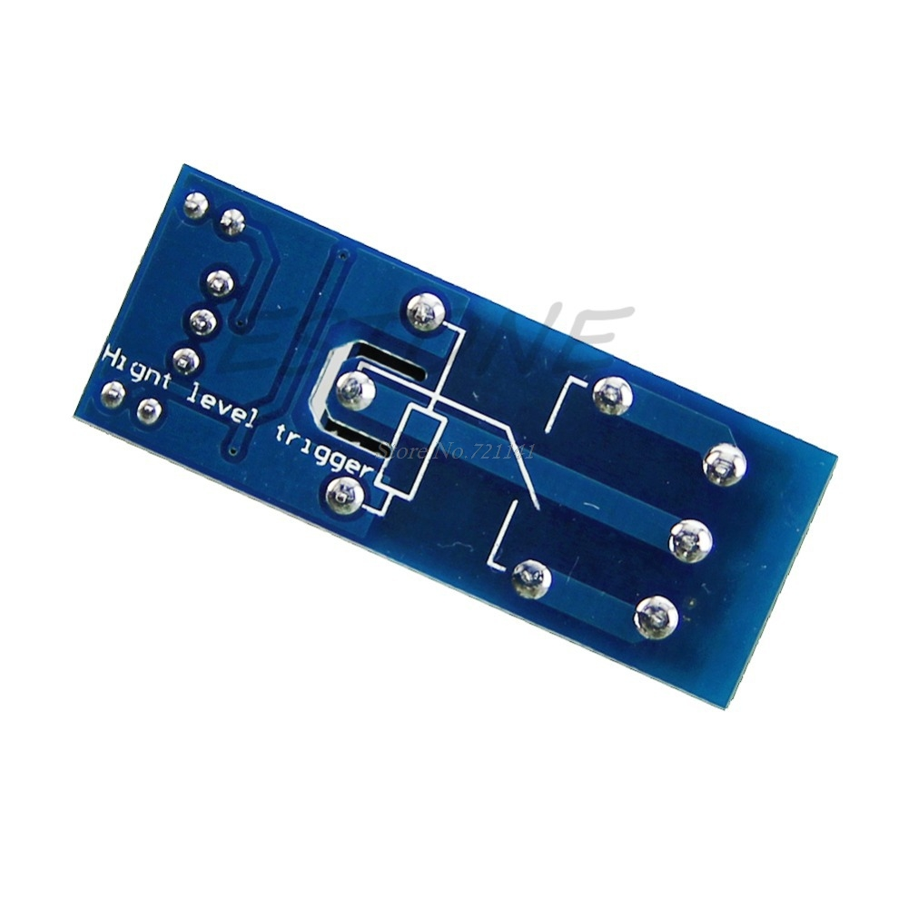 Electronic Components & Supplies 1-channel 5v Relay Module High Level Trigger Expansion Board Relays Integrated Circuits Integrated Circuits