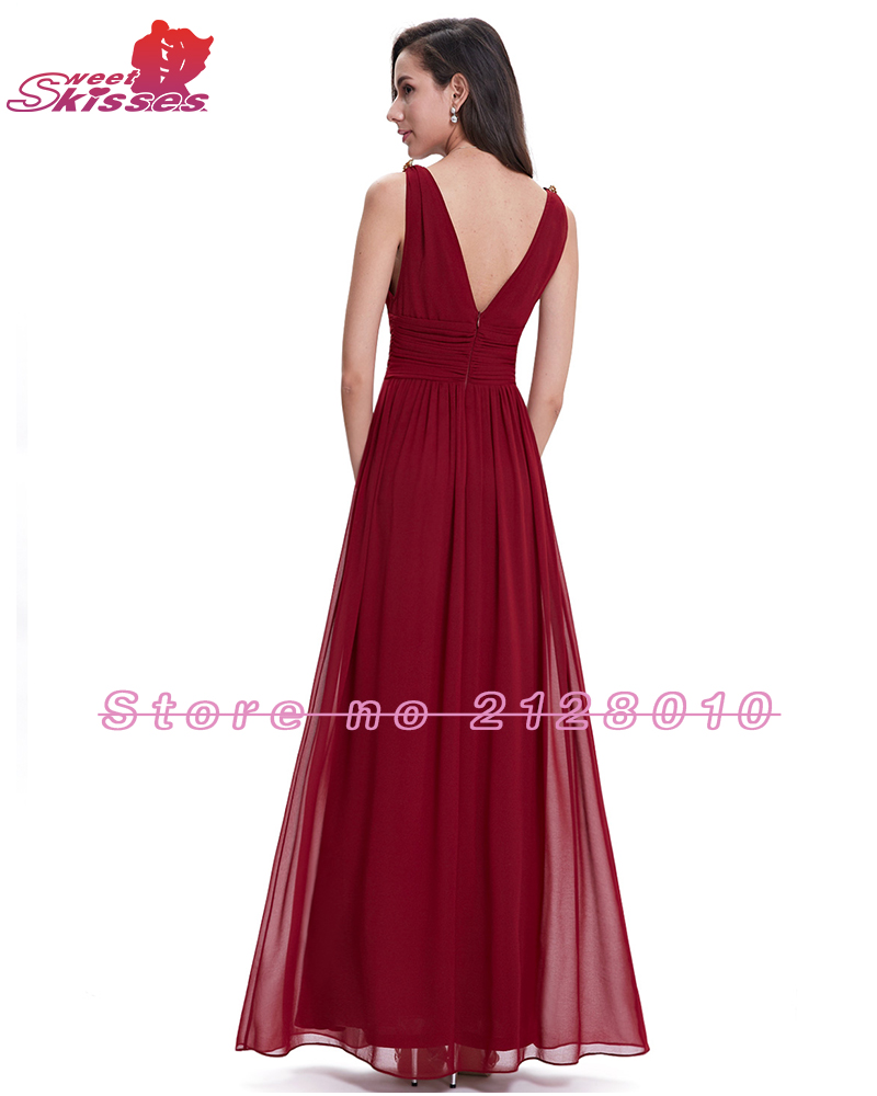 New listing custom fit deep v neckline best prices simple coral new listing custom fit deep v neckline best prices simple coral red bridesmaid dresses long 2017 high quality vestido longo in bridesmaid dresses from ombrellifo Choice Image