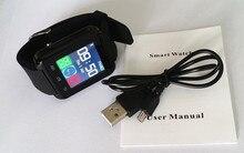 Smart uhr U8 handgelenk smartwatch buletooth uhr für IOS Android-smartphone eine geld erhalten zwei artikel (wifi ip-kamera)