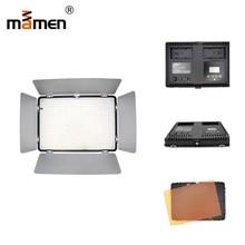 Mamen 42W 3000K-6000K 576pcs Lamp Photo Studio Lighting For Canon Sony Nikon SLR Camera Flash LED Light Photography Lighting