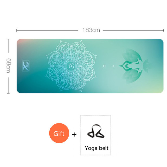 Anti Slip Foldable Yoga Mat