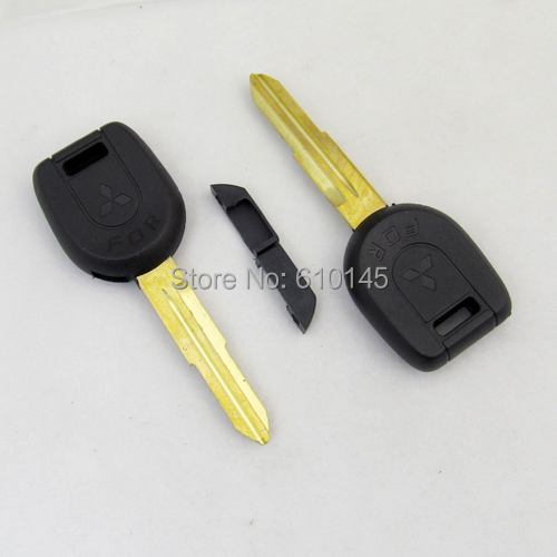 One model three pcs chip car shell key