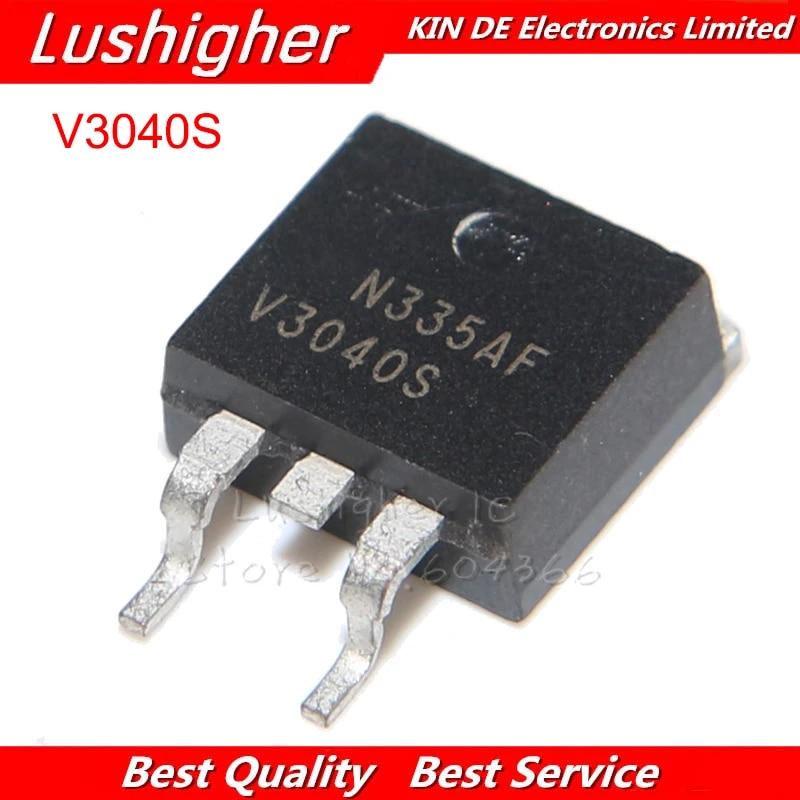 1PCS ISL9V3040S3S TO-263 V3040S ISL9V3040 N-Channel Ignition IGBT