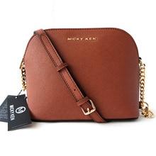 купить MICKY KEN 2018 Designer Handbags Lady Shell Bags Crossbody Bag Women Messenger Bags Shoulder Bolsa Feminina Sac a Main 225# онлайн
