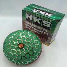 Высокая HKS супер мощность воздушный фильтр поток 100 мм Впускной перегруженный очиститель универсальный