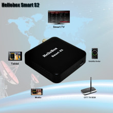 Hellobox Smart S2 récepteur Satellite Mobile/tablette/Smart TV/OTT BOX Play Satellite Finder DVBS2 Android/IOS récepteur Satellite(China)