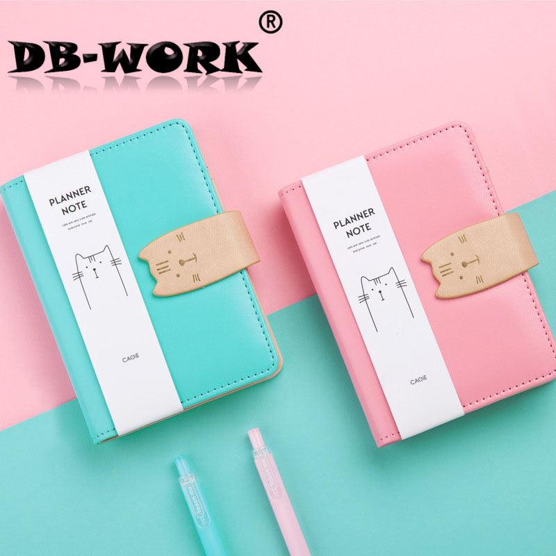 2019 Creative hand - book simple notebook stationery and loose notebook leather diarybook2019 Creative hand - book simple notebook stationery and loose notebook leather diarybook