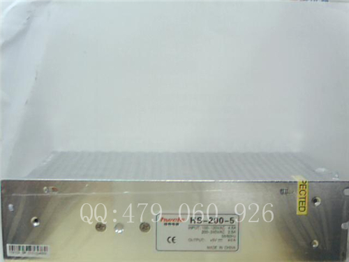 [ZOB] Heng Wei switching power supply HS-200-5 5V40A