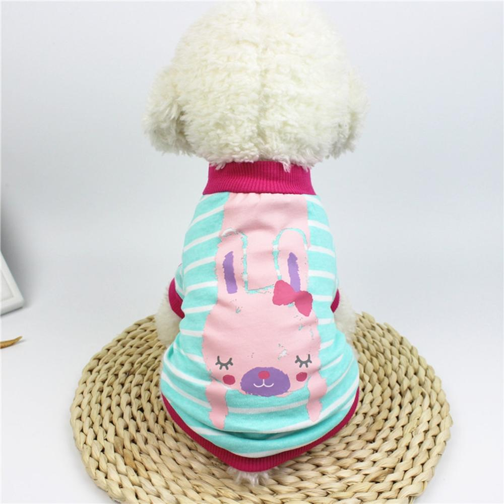 Pet Dog Clothes for Small Dog Coats Jacket Spring Dogs Cats Clothing Chihuahua Cartoon Pet Clothing Kawaii Dog Costume Clothes in Dog Vests from Home Garden