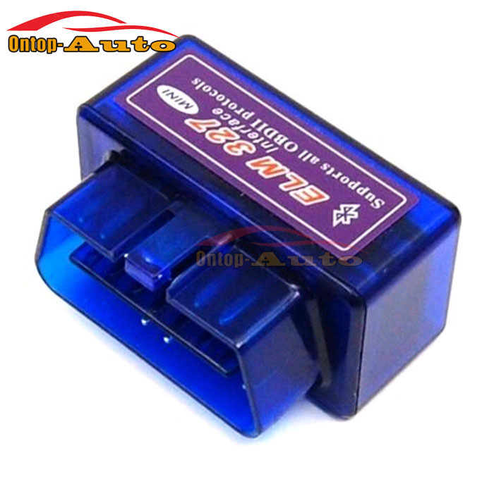 Universal ELM327 V1.5 OBD2 OBDll Wireless Bluetooth Car Auto Diagnostic Tool Scanner OBD-ll