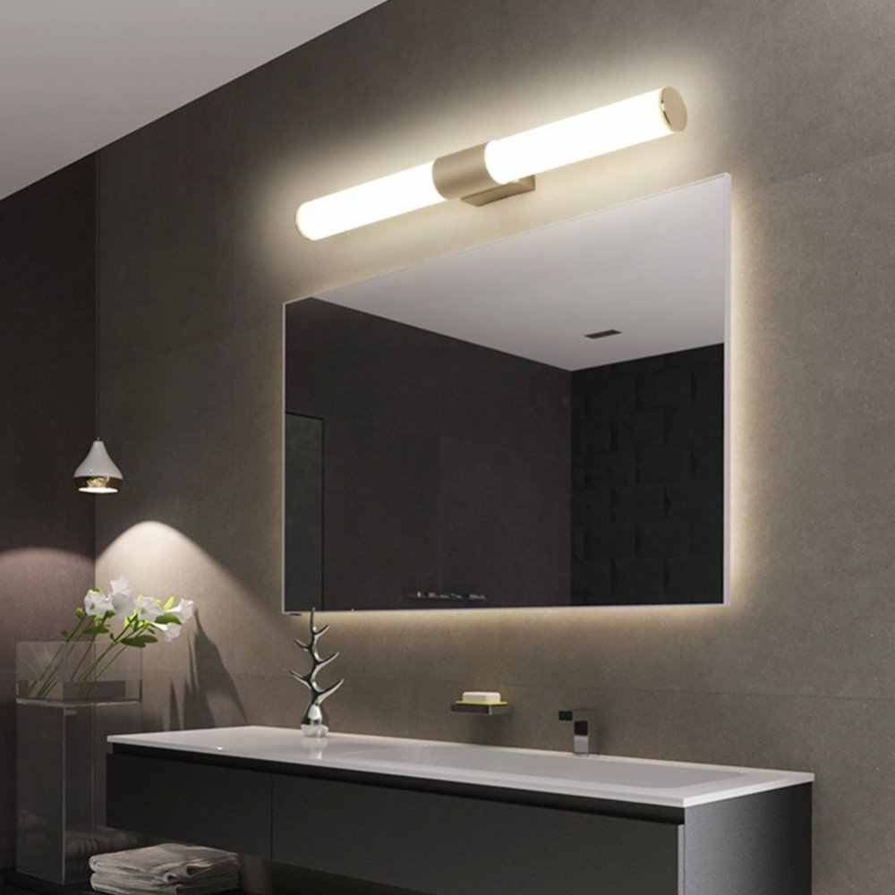 Makeup Mirror Led Lights Vanity Light Bulbs Tubes For Dressing Table 12w 22w Led Mirror Light Wall Lamps 85 265v Bathroom Lights