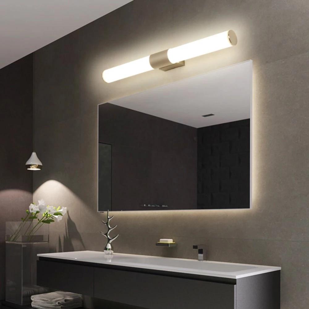 Makeup Mirror LED Lights Vanity Light Bulbs Tubes For Dressing Table 20W  20W LED Mirror Light Wall Lamps 20 20V Bathroom Lights