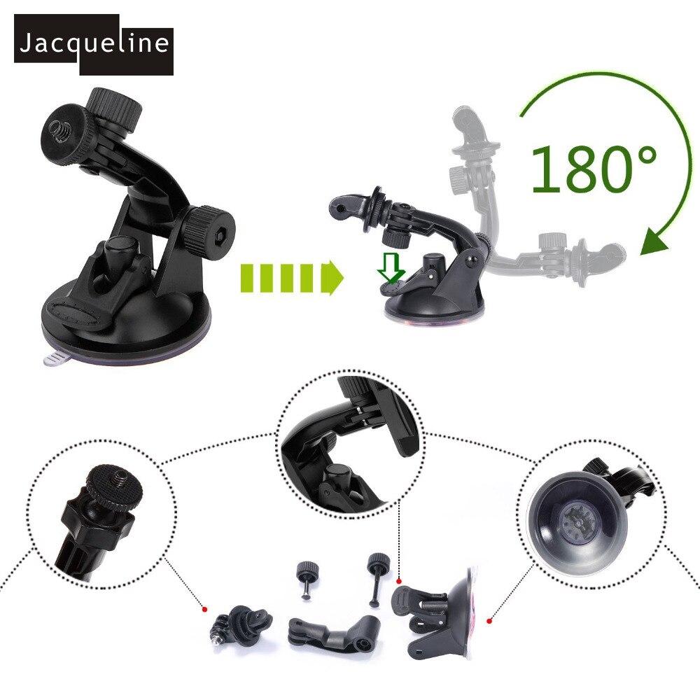 Jacqueline for Accessories Kit Set Support pour Gopro Hero 6 5 4 - Caméra et photo - Photo 2