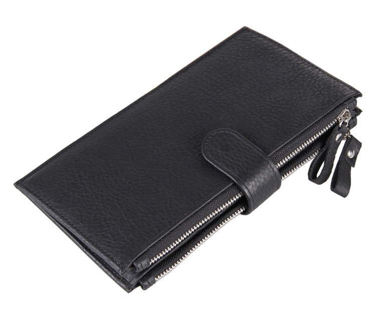 ФОТО 8057A  Wholesale JMD Man Wallet 100% Genuine Leather Mens Wallet In Men's Wallets