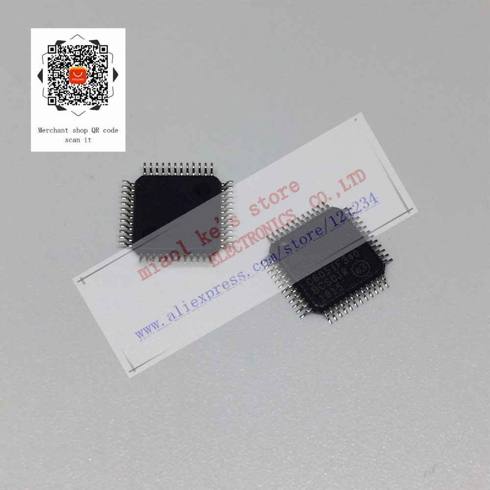 [ 5pcs/1lot or 10pcs/1lot ]100%New C8051F340-GQR C8051F340 C8051 - IC MCU 8BIT 64KB(64K x 8) 2.7V-3.6V 48MHz FLASH 48TQFP(7 x 7)[ 5pcs/1lot or 10pcs/1lot ]100%New C8051F340-GQR C8051F340 C8051 - IC MCU 8BIT 64KB(64K x 8) 2.7V-3.6V 48MHz FLASH 48TQFP(7 x 7)