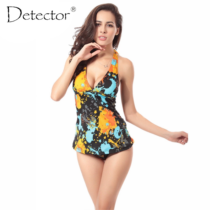 Detector TOP qualityl  Women Bodysuit Sexy High Cut Two  Piece - Sportswear and Accessories