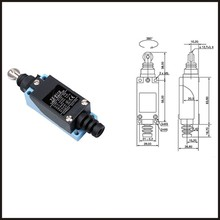 Switch travel limit switch 24A   Limit switch  limit switch  micro switch TZ-08112 стоимость