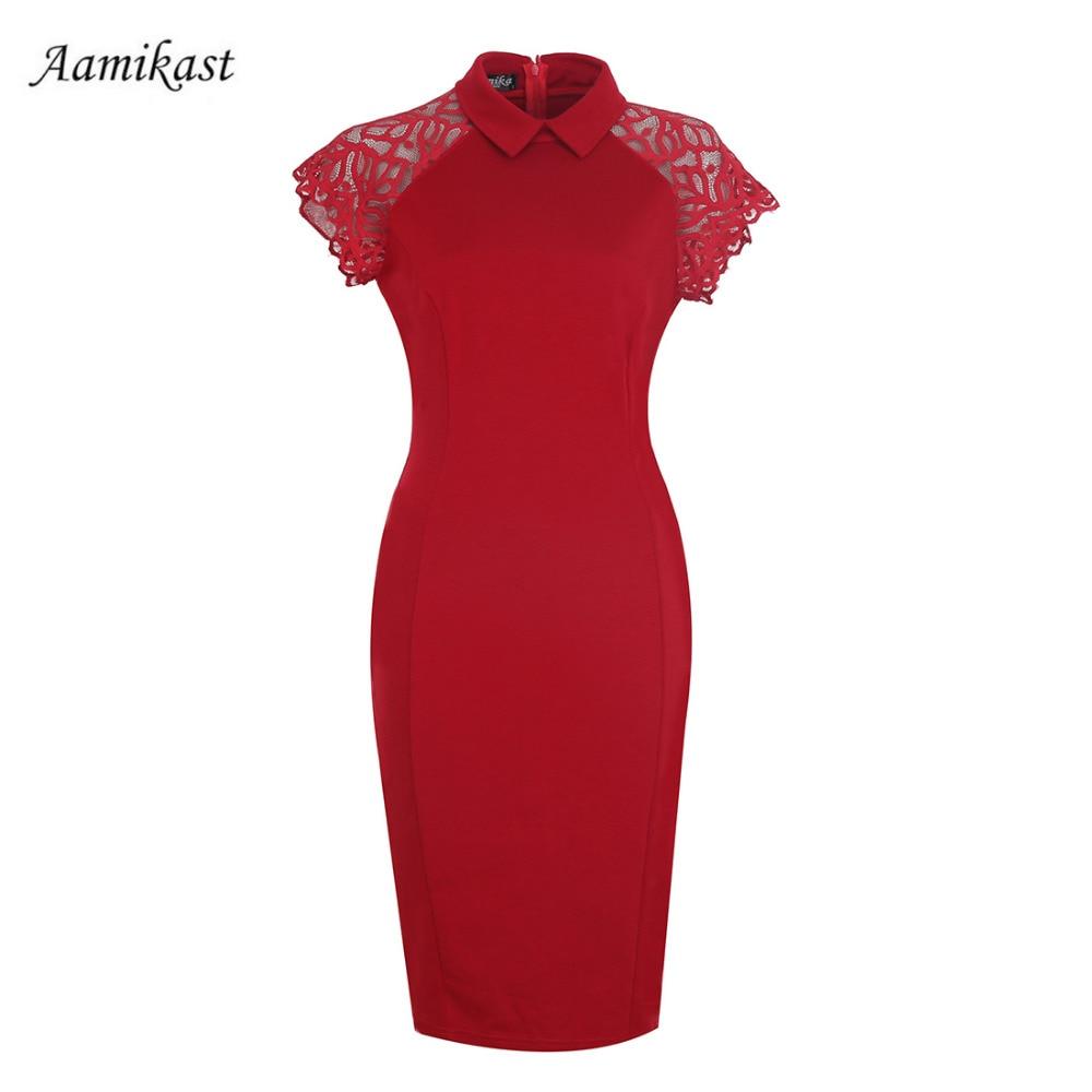 Ženske haljine od čipki sa šeširom od mandarine Elegantni vintage - Ženska odjeća - Foto 5
