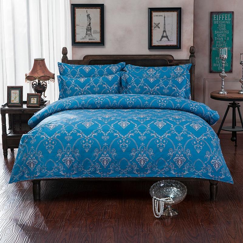 Buy new design bedding sets 3 4pcs bed - King size bed sheet set ...