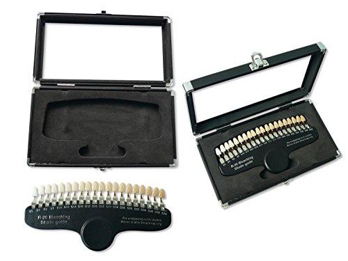 Zahnweiß-Beschleuniger R20 Professioneller Dental-Zahnfarbton 20 Schatten mit Spiegel