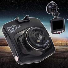 2.4 Pulgadas Portátil Cámara Del Coche DVR 1080 P Grabador de Vídeo Grabación Del Ciclo de Luz Led Dash Cam dash cam GT300