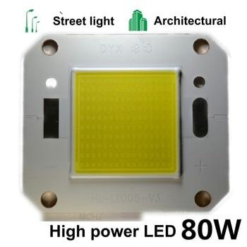 2PCS LED COB Beads Chip High Power Brightness 20W 30W 50W 70W 80W Need Driver DIY for Floodlight Lamp Spot Light LED COB Chips цена 2017
