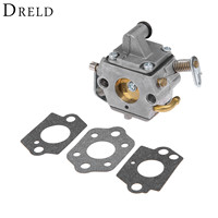 DRELD Chainsaws Carburetor Carby Gasket For Stihl MS170 MS180 MS 170 180 017 018 Replace Carb