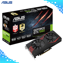 Asus GTX 1060-O6G-GAMING Mainstream level Desktop Graphics Cards GDDR5 PCI Express 3.0 NVIDIA GeForce GTX 1060 6G Graphics